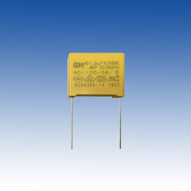MKP -X2 Power Electromagnetic Interference Suppression Capacitor